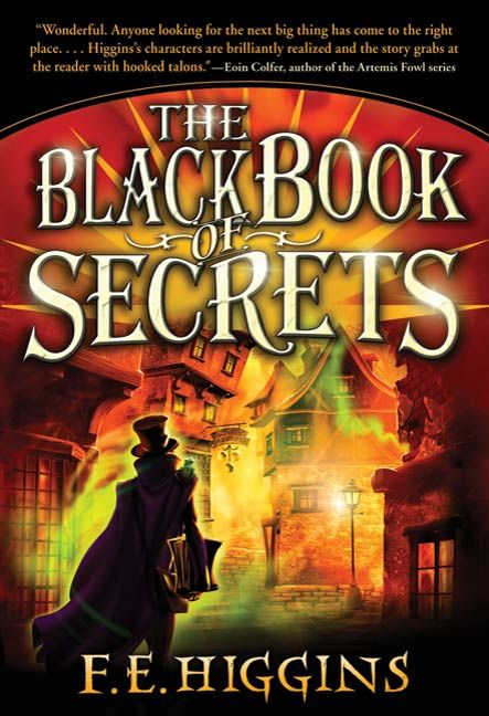 Cover Image: The Black Book of Secrets