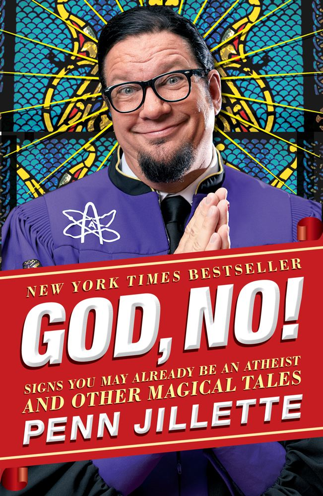 God, No! By: Penn Jillette