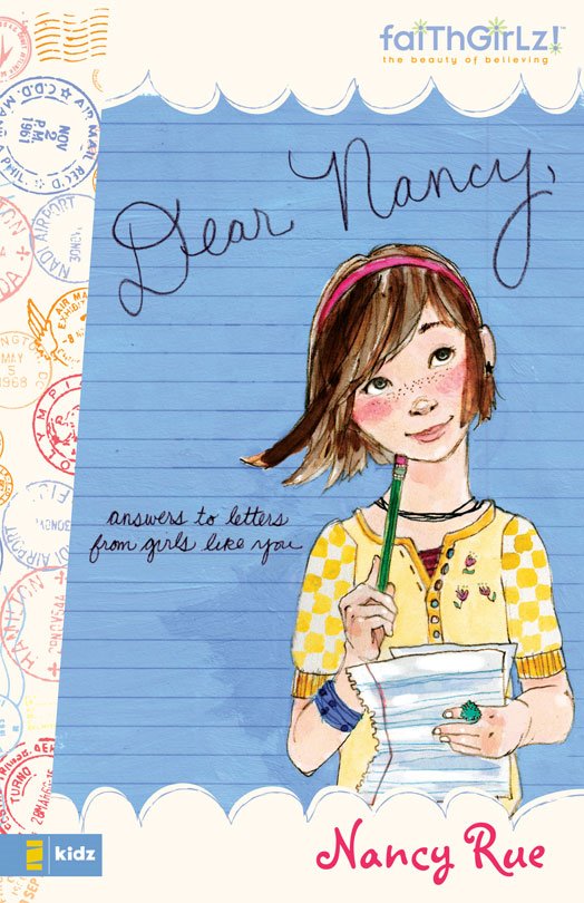Dear Nancy By: Nancy   Rue
