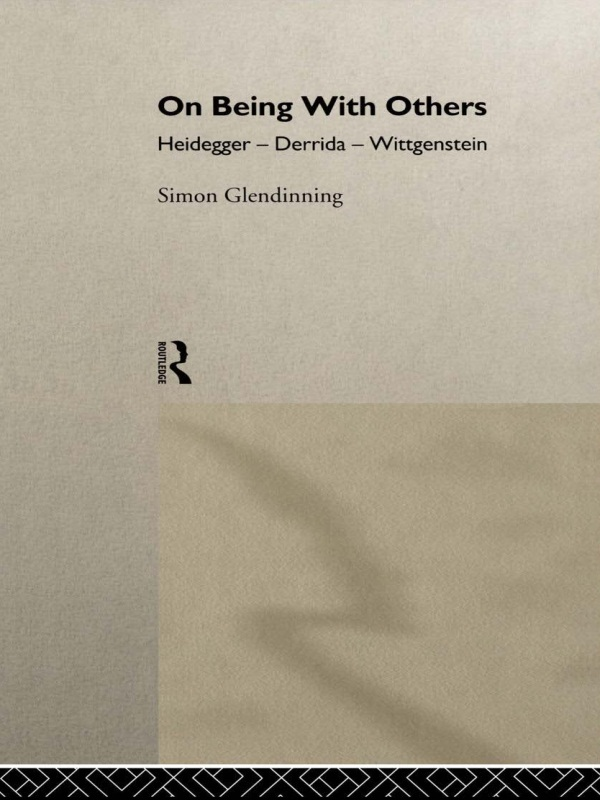 On Being With Others