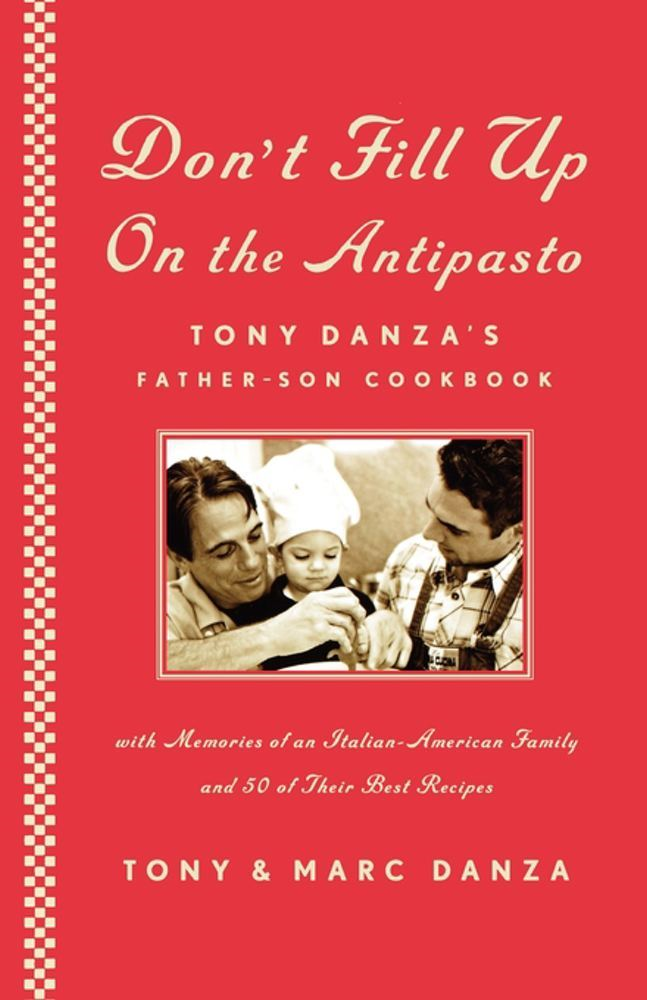 Don't Fill Up on the Antipasto