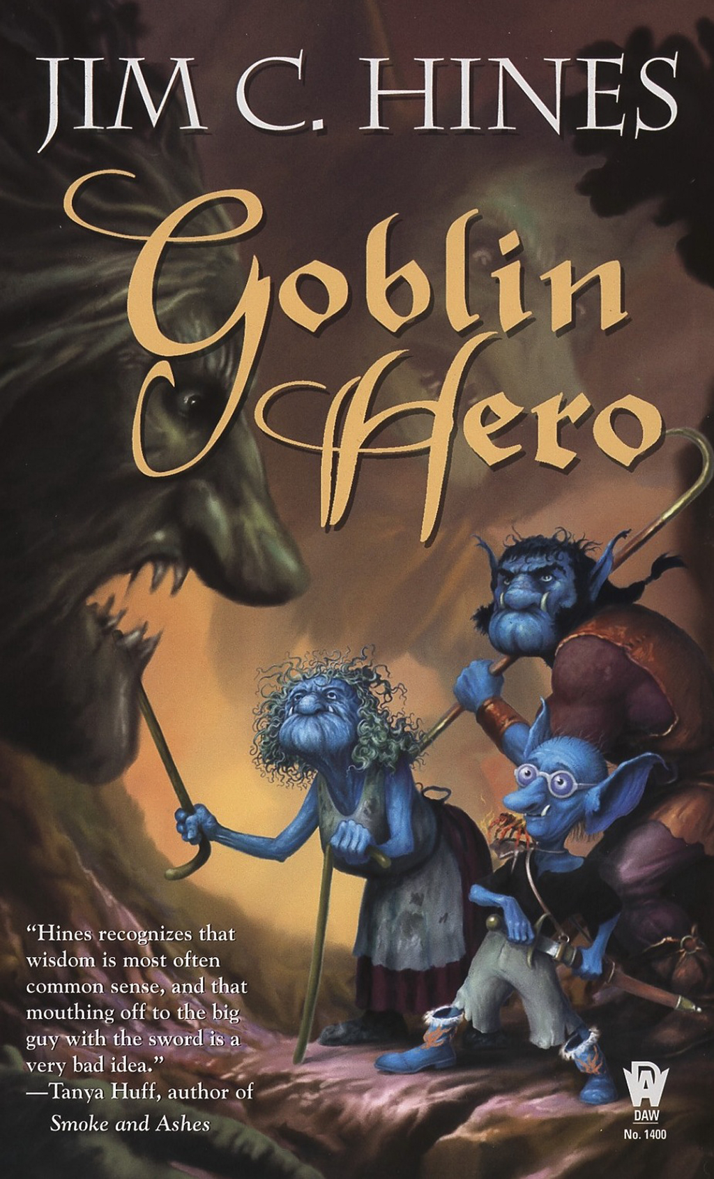 Goblin Hero By: Jim C. Hines