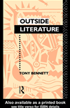 Outside Literature: