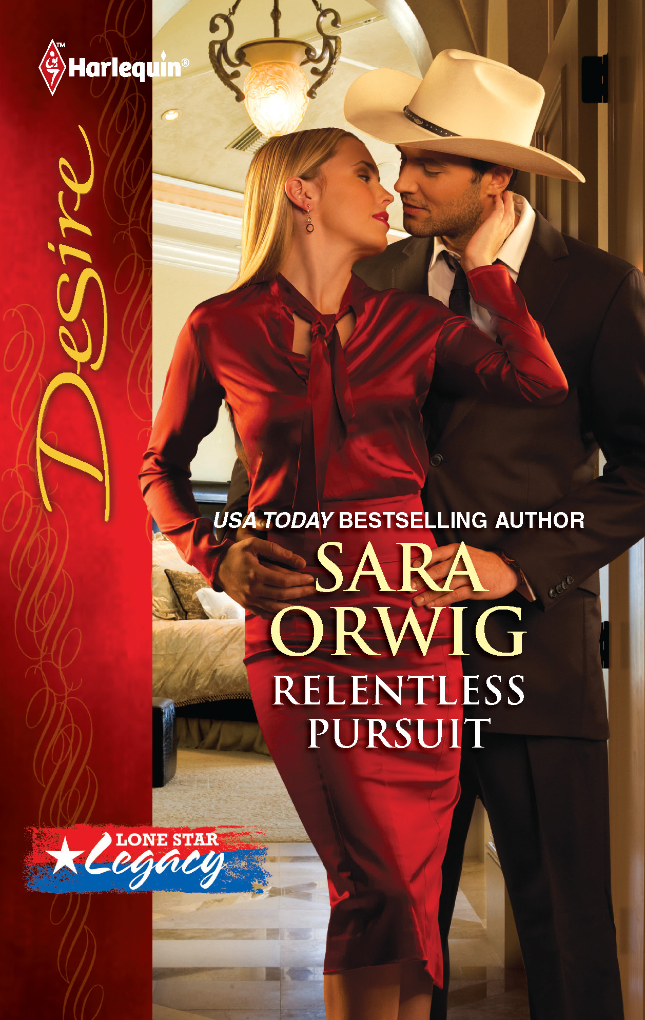 Relentless Pursuit By: Sara Orwig