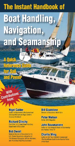 The Instant Handbook of Boat Handling, Navigation, and Seamanship : A Quick-Reference Guide for Sail and Power: A Quick-Reference Guide for Sail and Power