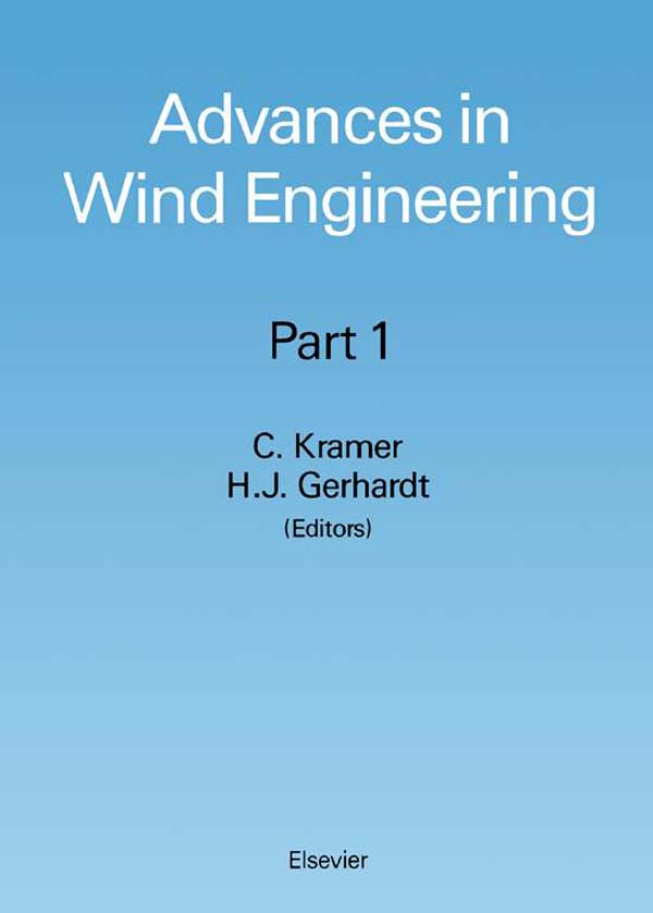 Advances in Wind Engineering