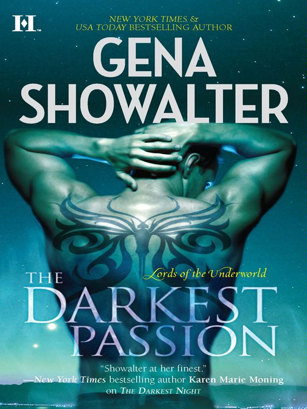 The Darkest Passion By: Gena Showalter