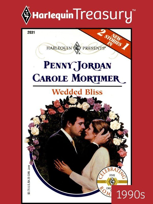 Wedded Bliss: They're Wed Again!\The Man She'll Marry By: Carole Mortimer,Penny Jordan