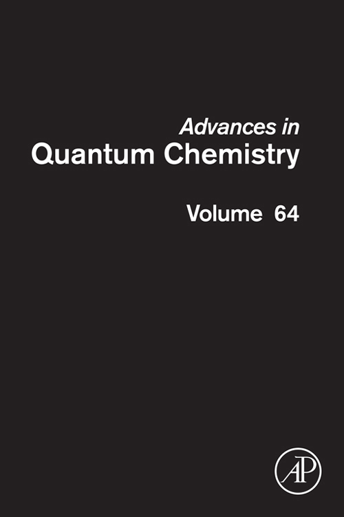 Advances in Quantum Chemistry By: Erkki J. Brandas,John R. Sabin