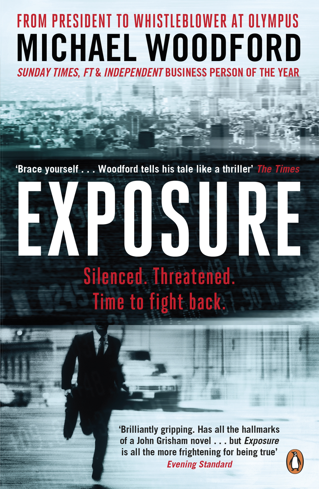 Exposure From President to Whistleblower at Olympus