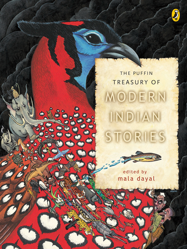Puffin Treasury Of Modern Indian Stories