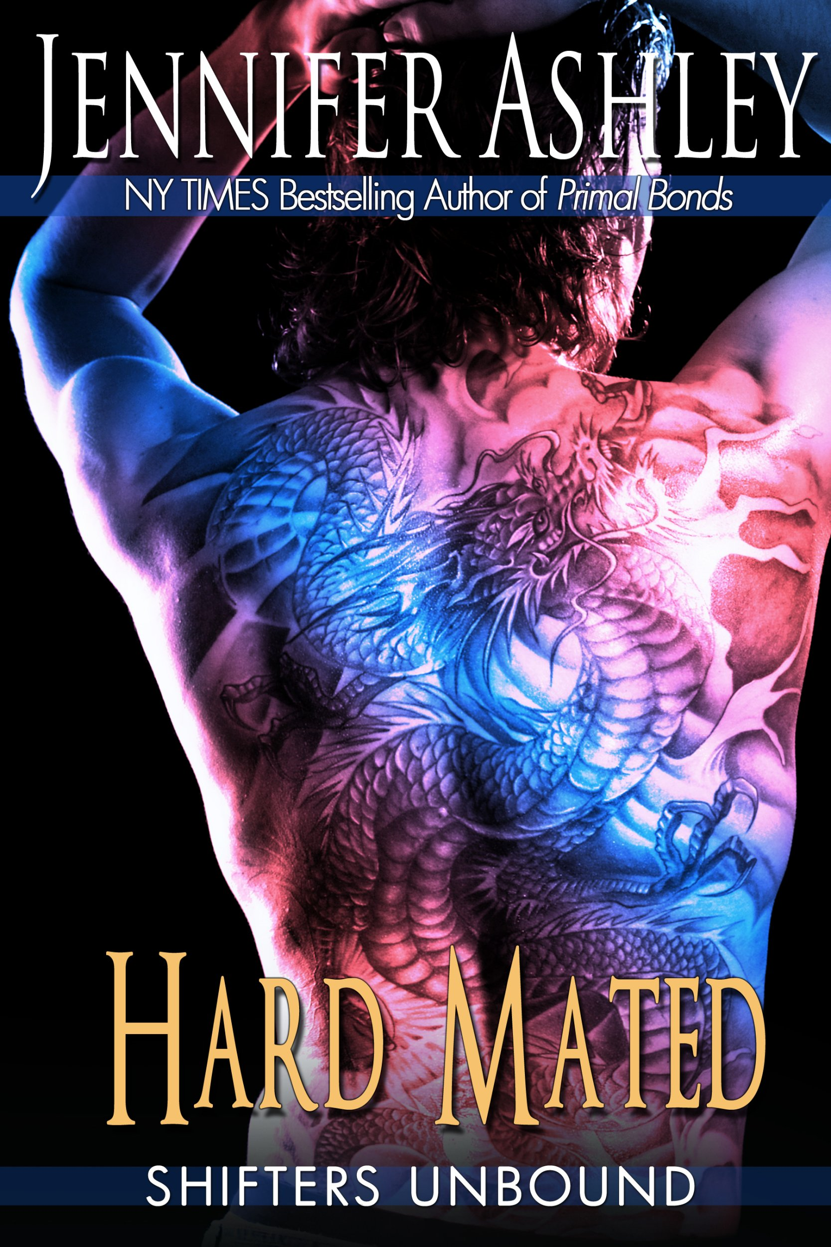 Hard Mated By: Jennifer Ashley