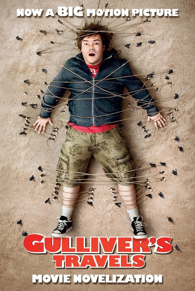 Gulliver's Travels Movie Novelization By: Sarah Willson