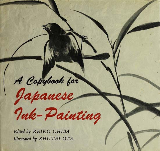 A Copybook for Japanese Ink - Painting