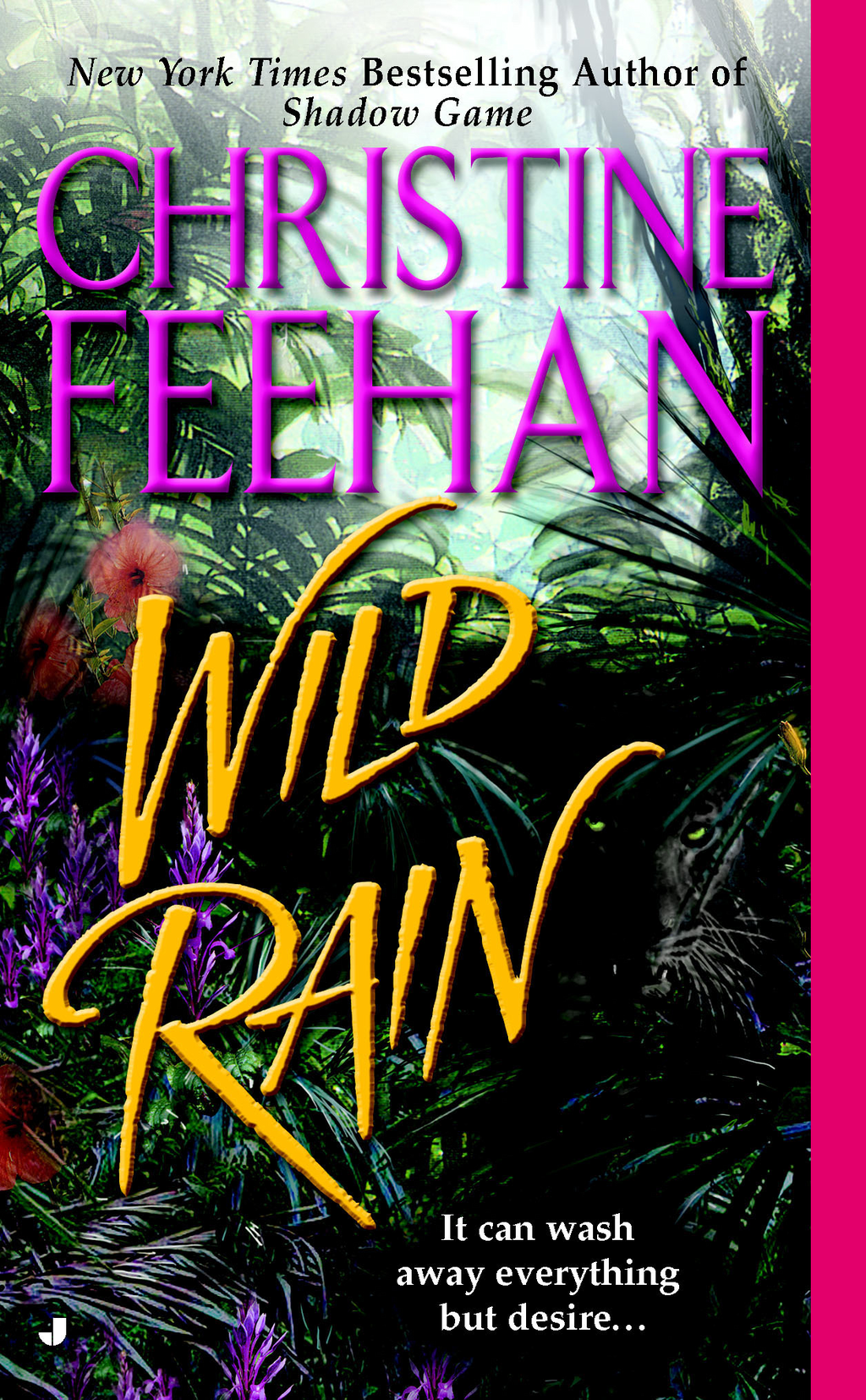 Wild Rain By: Christine Feehan