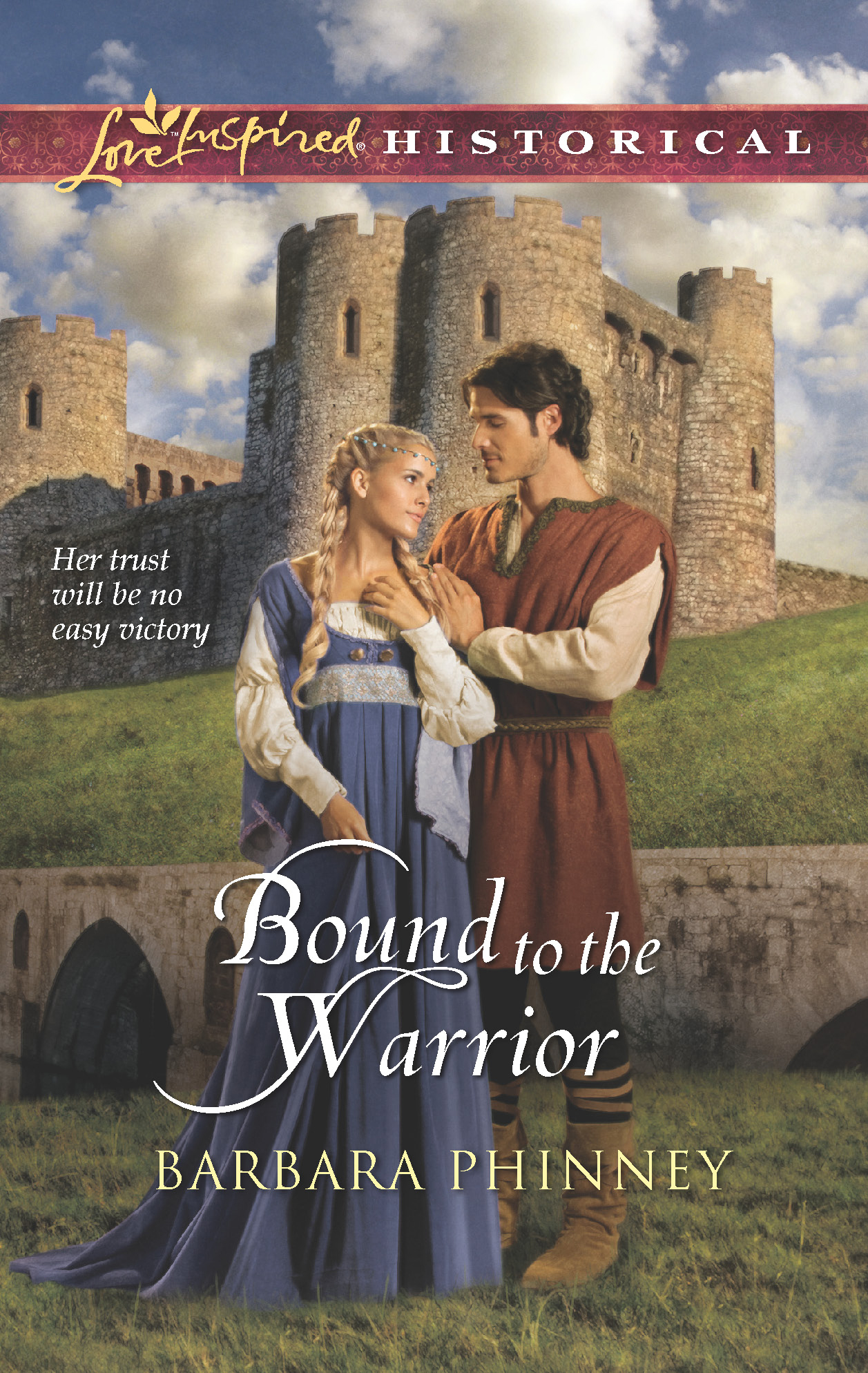 Bound to the Warrior By: Barbara Phinney