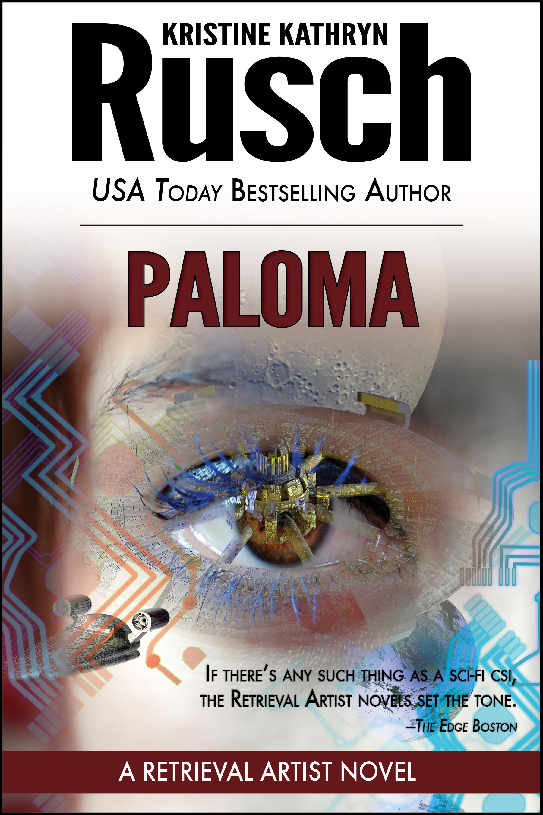 Paloma: A Retrieval Artist Novel