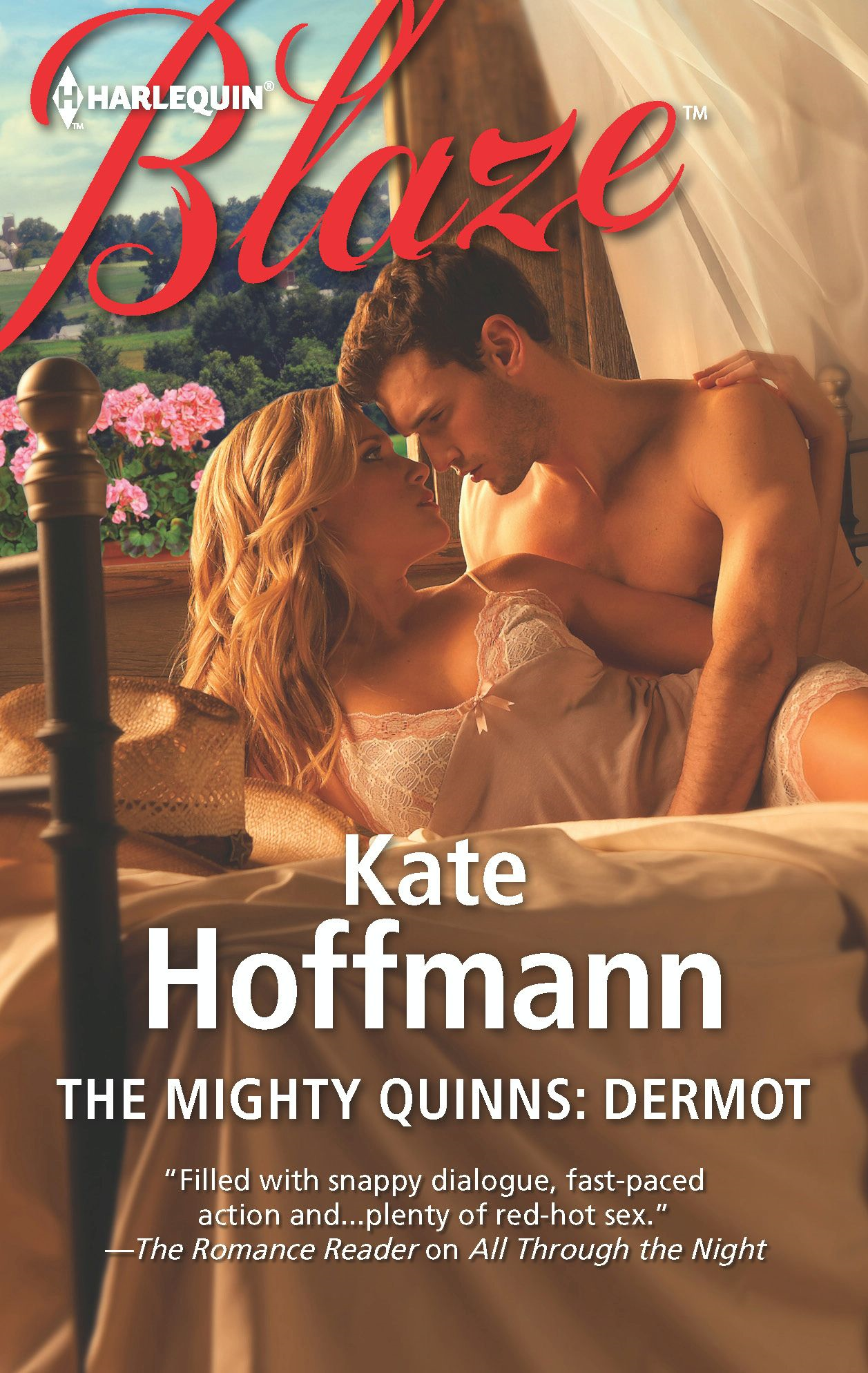 The Mighty Quinns: Dermot By: Kate Hoffmann