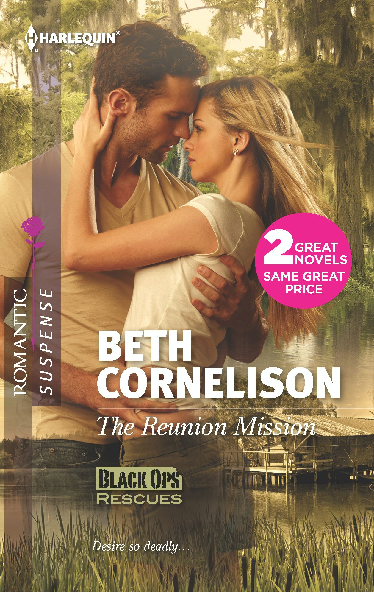 The Reunion Mission: The Reunion Mission\Tall Dark Defender By: Beth Cornelison