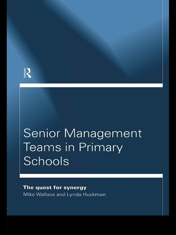 Senior Management Teams in Primary Schools