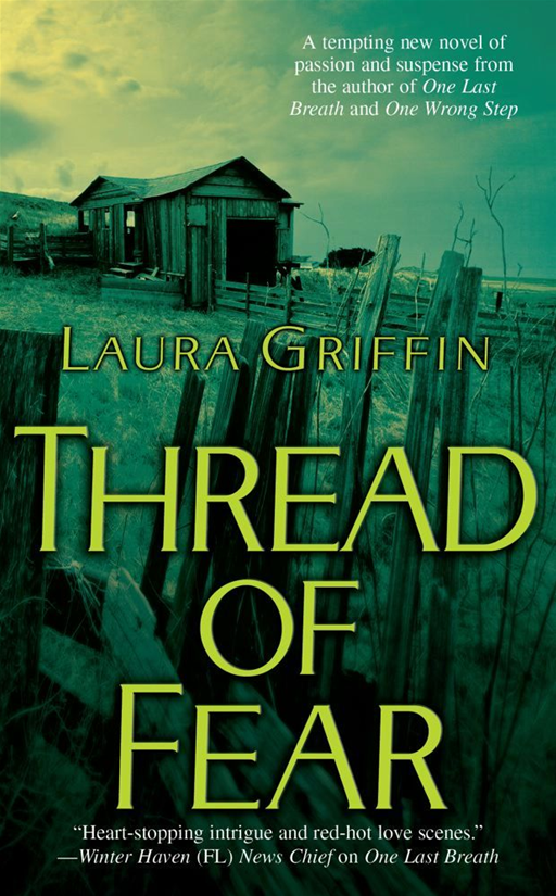 Thread of Fear By: Laura Griffin