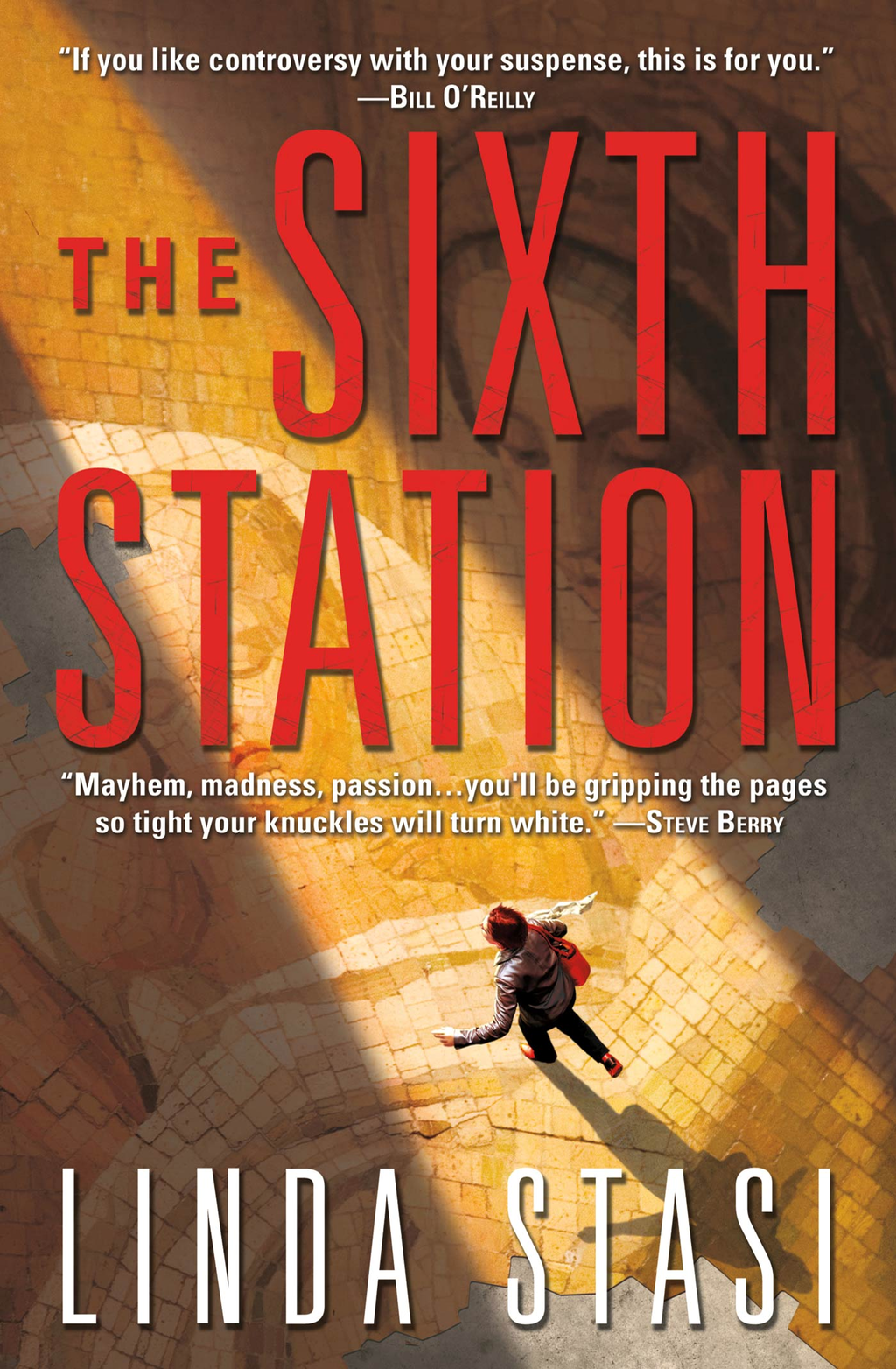 The Sixth Station By: Linda Stasi