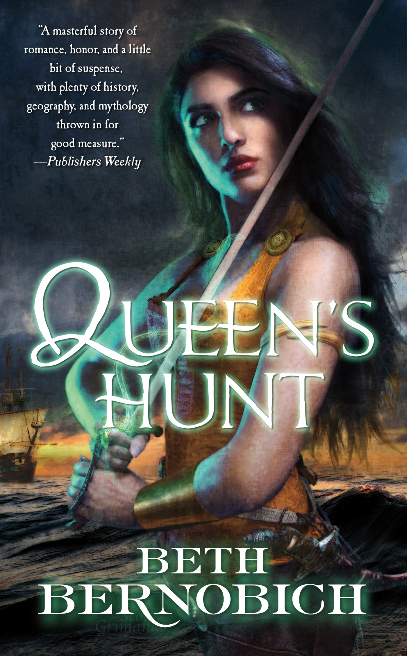 Queen's Hunt By: Beth Bernobich