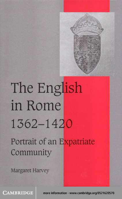 The English in Rome, 1362�1420