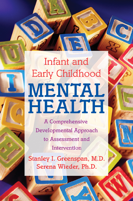 Infant and Early Childhood Mental Health: A Comprehensive Developmental Approach to Assessment and Intervention By: Serena Wieder,Stanley I. Greenspan