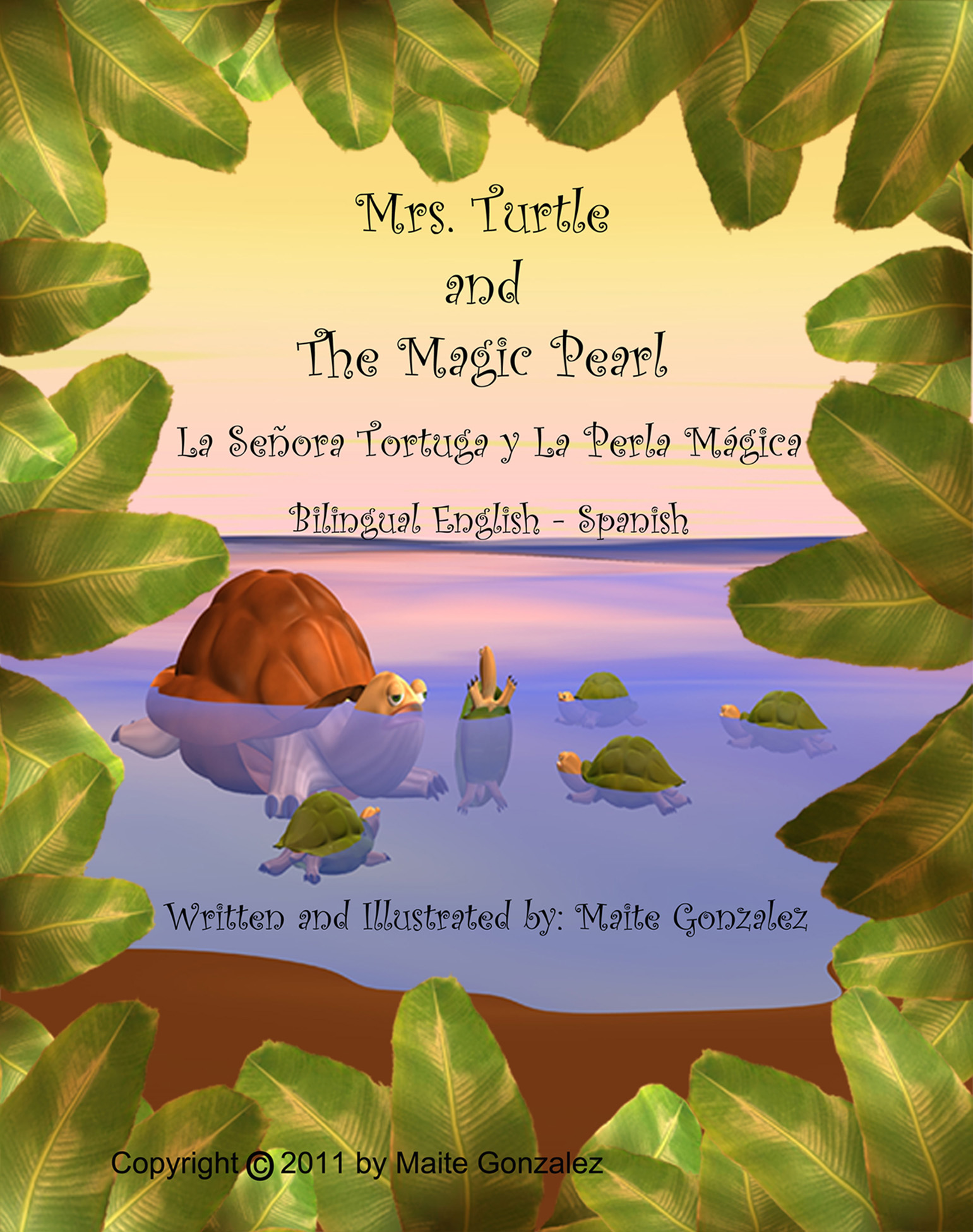 Mrs. Turtle and The Magic Pearl
