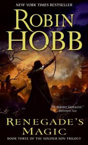 Renegade's Magic By: Robin Hobb