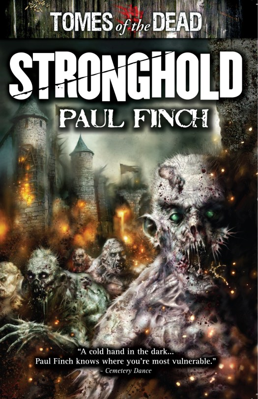 Stronghold By: Paul Finch