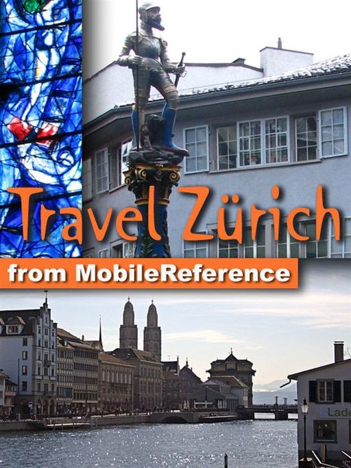 download travel zurich, <b>switzerland</b>: ıllustrated city guide, phr
