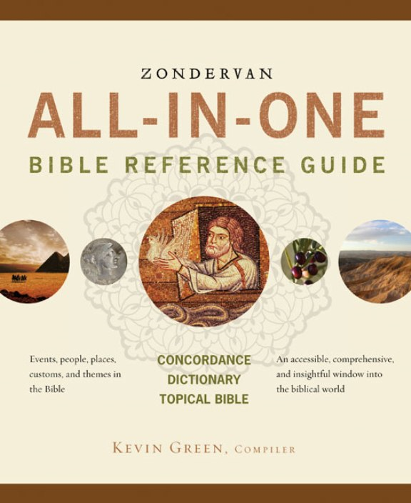 Zondervan All-in-One Bible Reference Guide