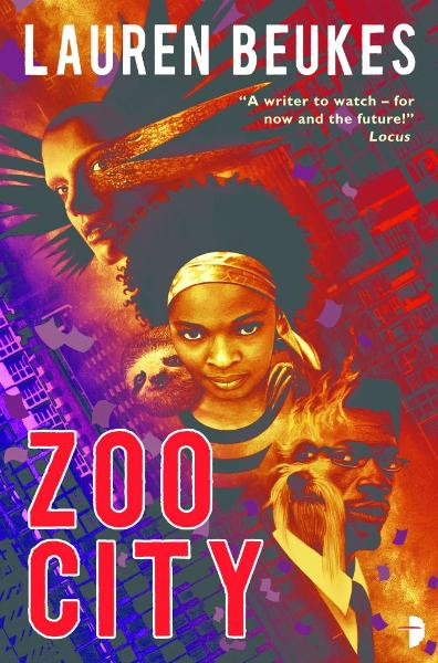 Zoo City By: Lauren Beukes