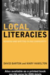 Local Literacies: Reading And Writing In One Community:
