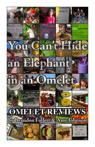 You Can't Hide an Elephant in an Omelet