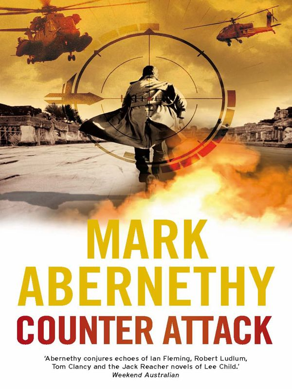 Counter Attack By: Mark Abernethy