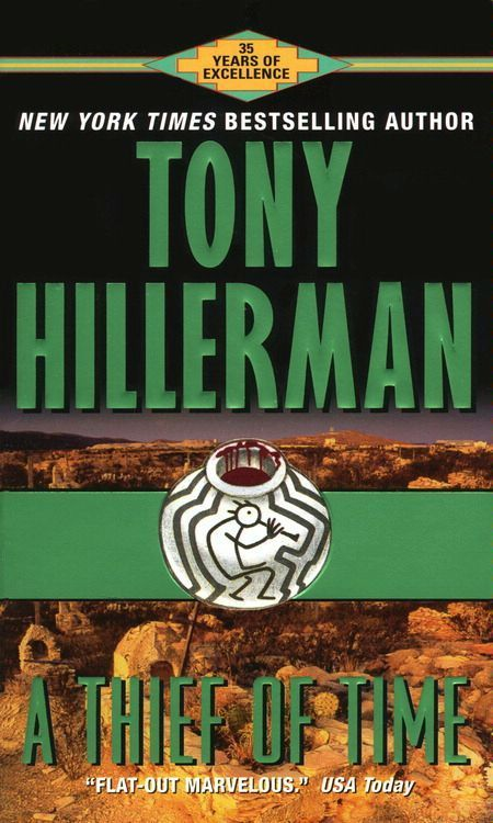 A Thief of Time By: Tony Hillerman