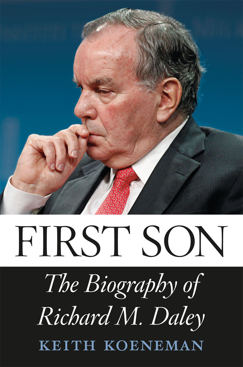 First Son By: Keith Koeneman