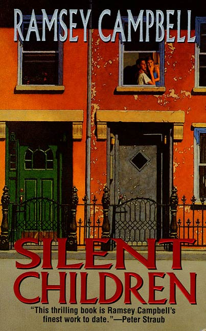 Silent Children By: Ramsey Campbell