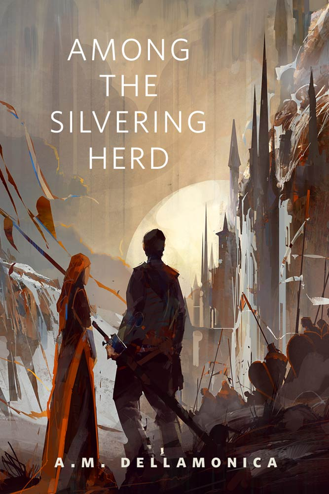 Among the Silvering Herd By: A.M. Dellamonica
