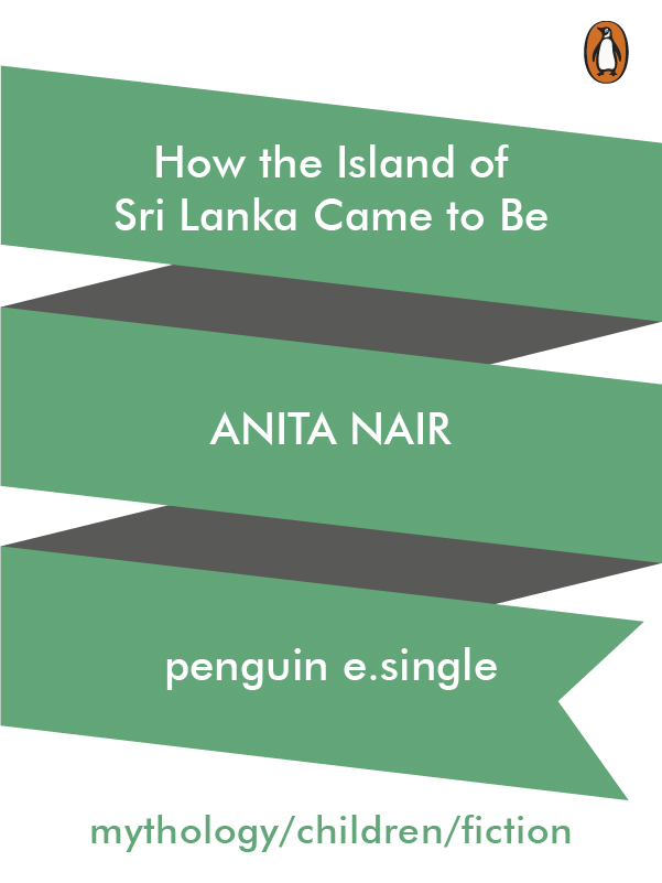 How the Island of Sri Lanka Came to Be