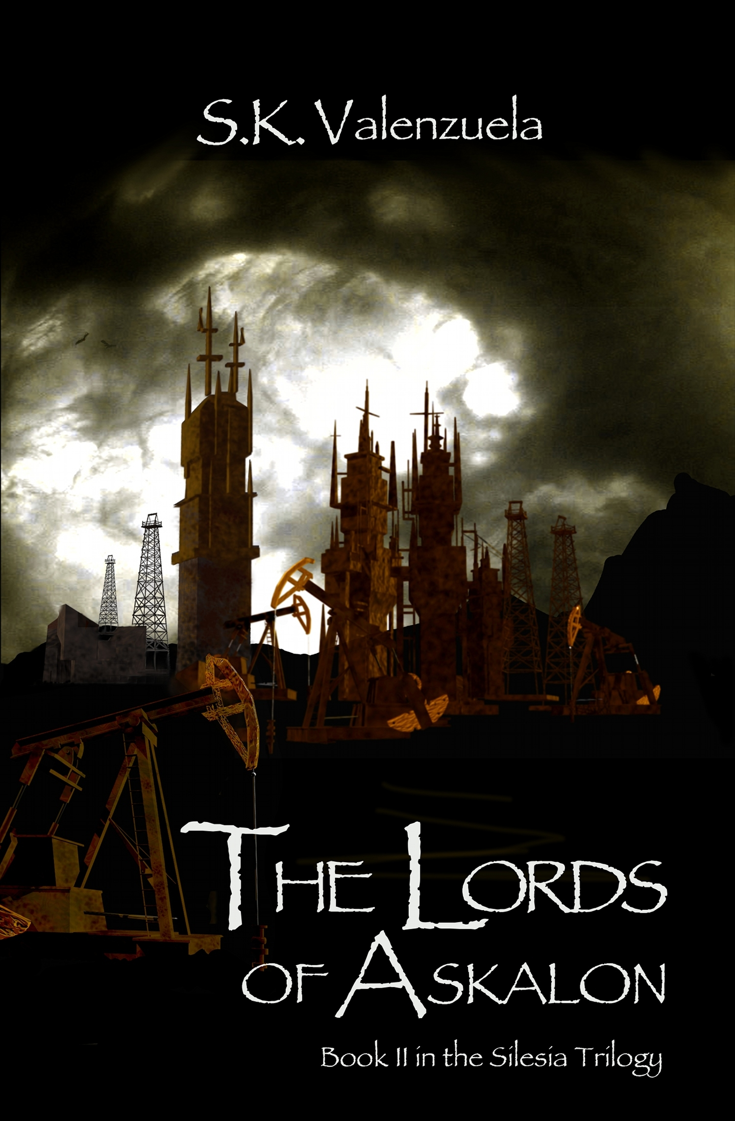 The Lords of Askalon (Silesia Trilogy, Book II)