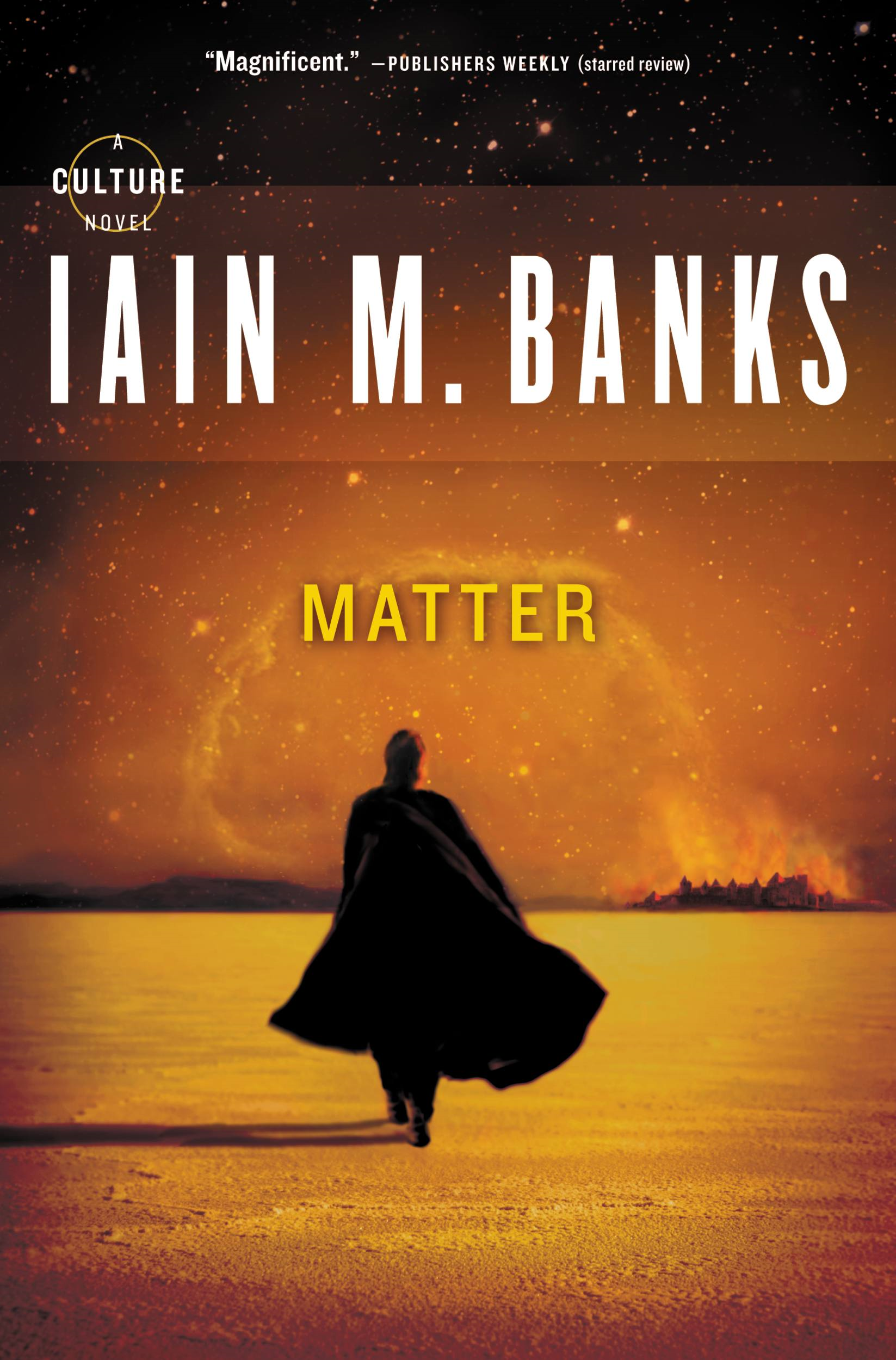Matter By: Iain M. Banks
