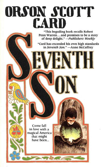 Seventh Son By: Orson Scott Card
