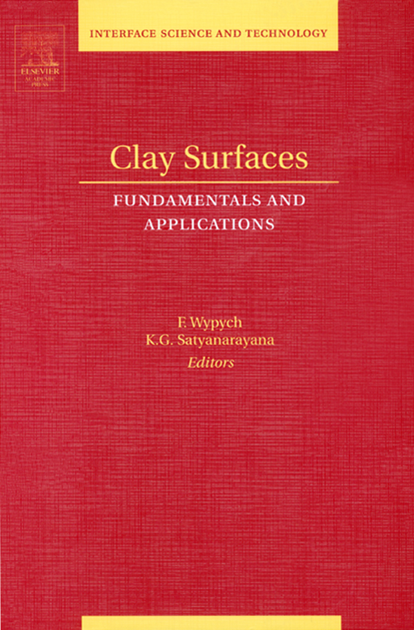 Clay Surfaces Fundamentals and Applications
