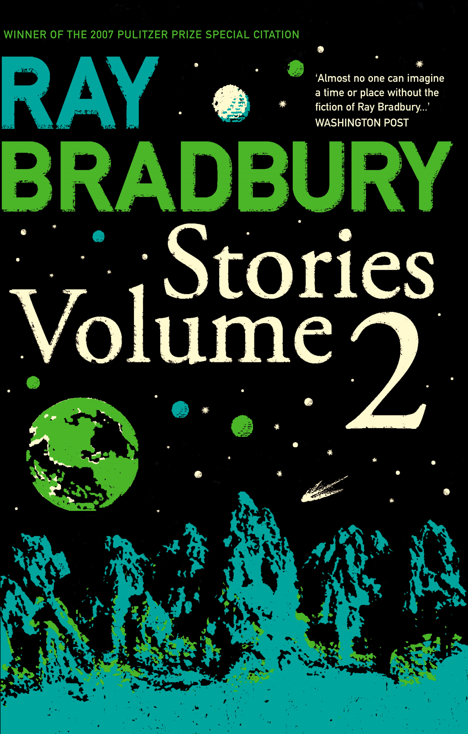 Ray Bradbury Stories Volume 2