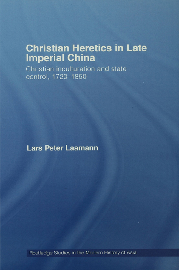 Christian Heretics in late Imperial China