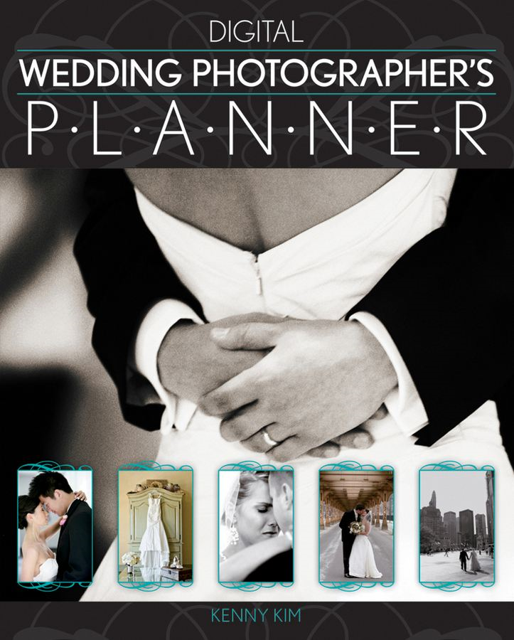 Digital Wedding Photographer's Planner By: Kenny Kim